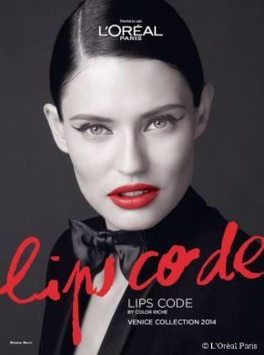 lips code l'oreal color riche
