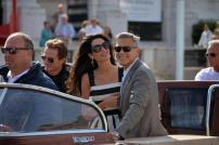 Wedding Clooney - Amal Alamuddin