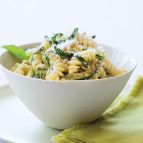 pasta xon zucchine