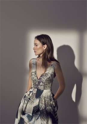 olivia wilde_h&M_conscious collection_2015