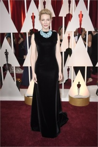 Cate Blanchett in Maison Margiela Couture