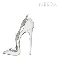 Cinderella by Alexandre Birman Sketch
