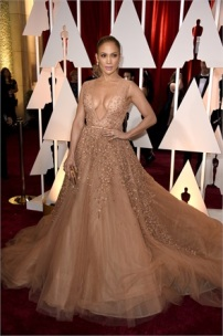 Jennifer Lopez in Elie Saab Couture