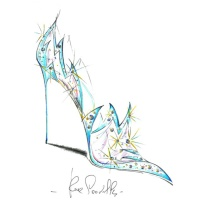 Cinderella by Renee Caovilla Sketch