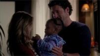 Zola, la bambina adottata da Dere&Mer