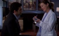 Il matrimonio con post it di Derek e Meredith. Il massimo del romanticismo di Shonda