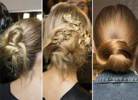 fall_winter_2015_2016_hairstyle_trends_buns_knotted_hairstyles